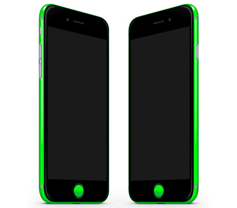 Neon Green <br>Rim Skin - iPhone 6/6s