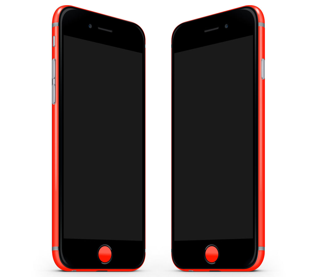 Neon Red <br>Rim Skin - iPhone 7/8