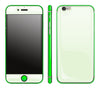 Atomic Ice / Neon Green <br>iPhone 6/6s - Glow Gel Combo