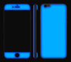 Navy Blue / Neon Pink <br>iPhone 6 - Glow Gel Combo