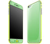 Apple Green / Neon Yellow <br>iPhone 6/6s Plus - Glow Gel Combo