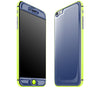 Navy Blue / Neon Yellow <br>iPhone 6/6s Plus - Glow Gel Combo