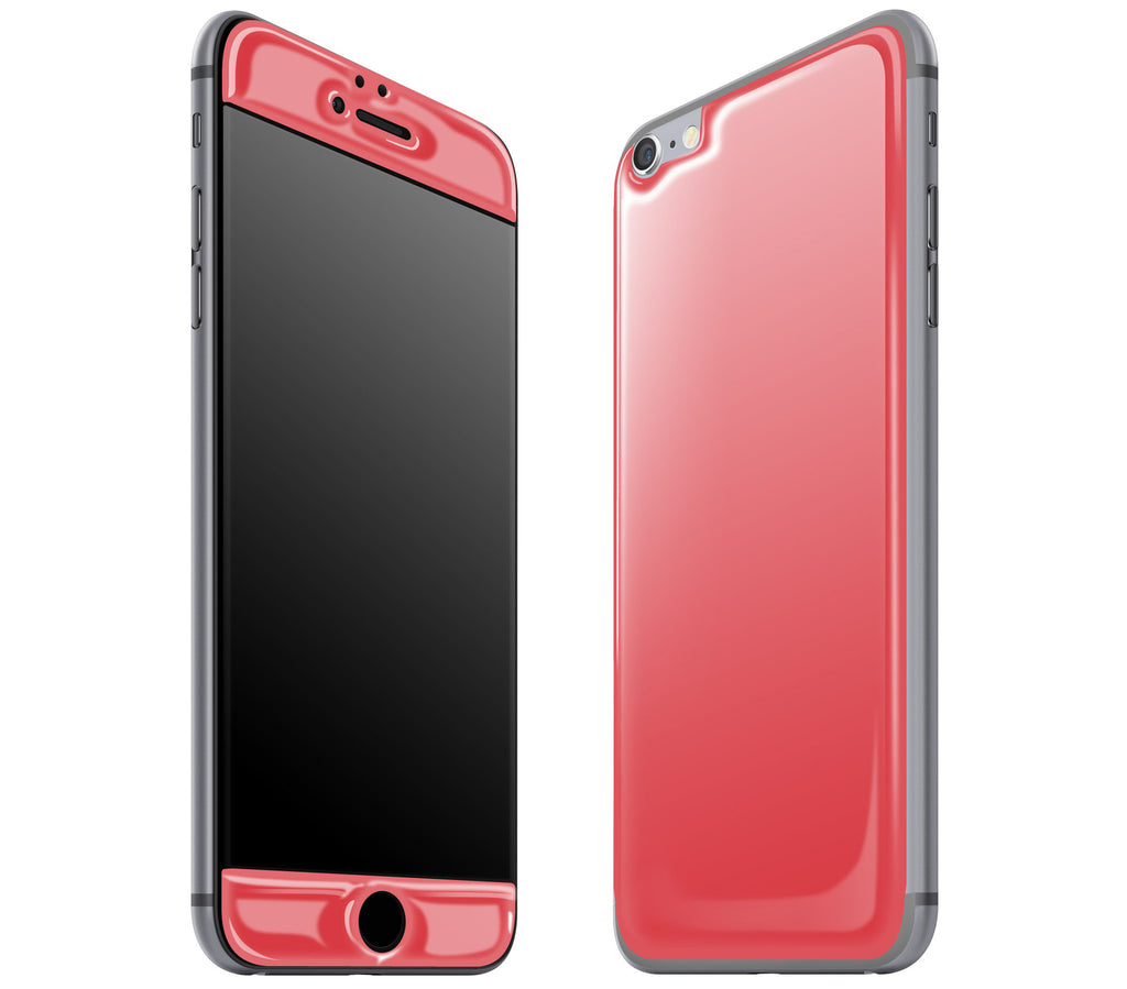 Rebel Red <br>iPhone 6/6s Plus - Glow Gel Skin
