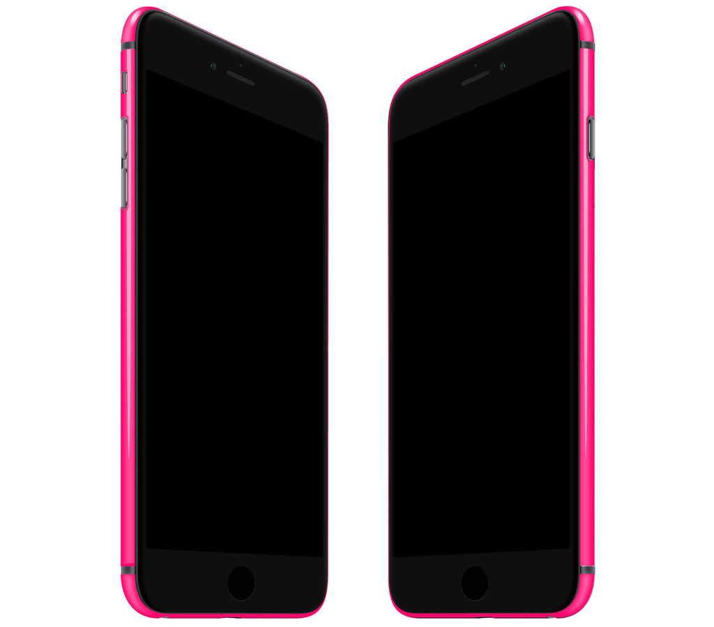 Neon Pink <br>Rim Skin - iPhone 7/8 Plus
