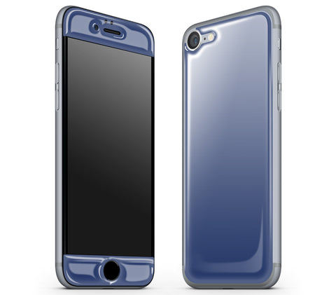 Navy Blue <br>iPhone 7/8 - Glow Gel Skin
