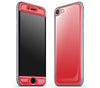Red <br>iPhone 7/8 - Glow Gel Skin