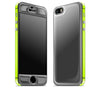 Graphite / Neon Yellow <br>iPhone 5s - Glow Gel Combo