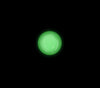 Green Glow Gel Button <br>All iPhones, iPods, iPads