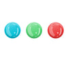 3 Pack Glow Gel Buttons <br>All iPhones, iPods, iPads