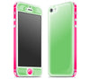 Apple / Neon Pink <br>iPhone 5 - Glow Gel Combo