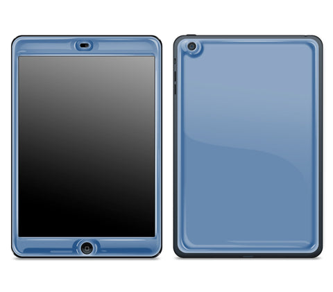 Blue <br>iPad Mini - Glow Gel Skin