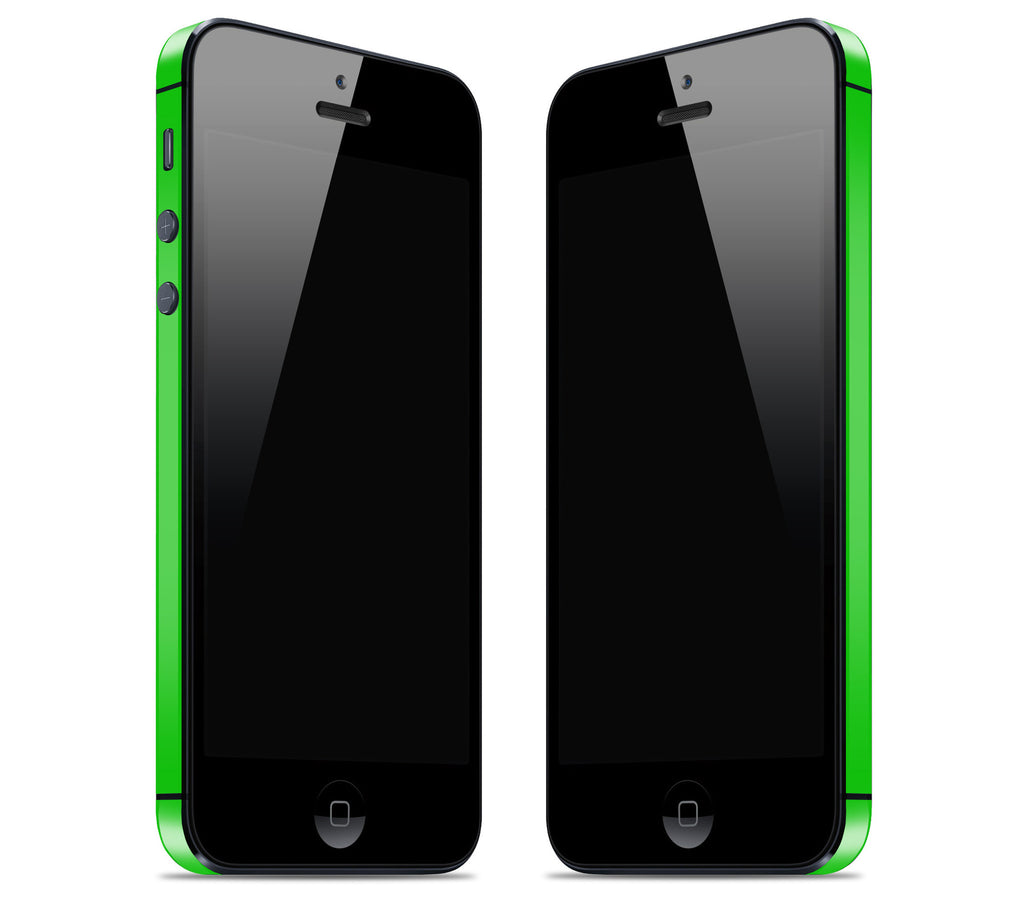 Bright Green <br>Rim Skin - iPhone 5/5s