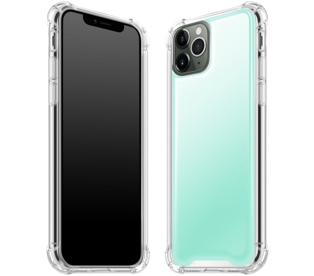 Mint <br>iPhone 11 Pro - Glow Gel case