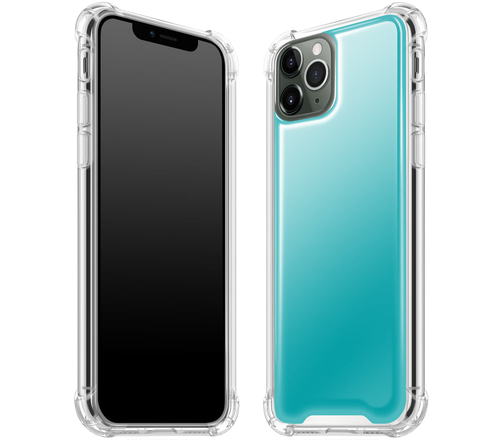Teal <br>iPhone 11 Pro MAX - Glow Gel case