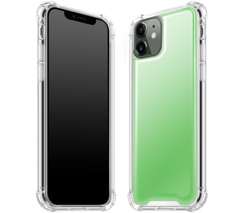 Electric Green <br>iPhone 11 - Glow Gel case