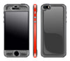 Graphite Pine / Fire Red <br>iPhone 5s - Glow Gel Combo