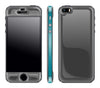 Graphite Pine / Teal <br>iPhone 5s - Glow Gel Combo