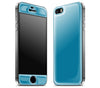 Electric Blue <br>iPhone 5s - Glow Gel Skin