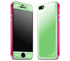 Apple / Neon Pink <br>iPhone 5s - Glow Gel Combo