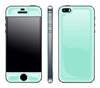 Mint <br>iPhone 5s - Glow Gel Skin