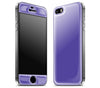 Purple Blast <br>iPhone 5s - Glow Gel Skin