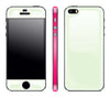 Atomic Ice / Neon Pink <br>iPhone 5s - Glow Gel Combo