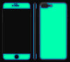 Atomic Ice / Neon Green <br>iPhone 7/8 PLUS - Glow Gel Combo