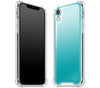 Teal <br>iPhone XR - Glow Gel case