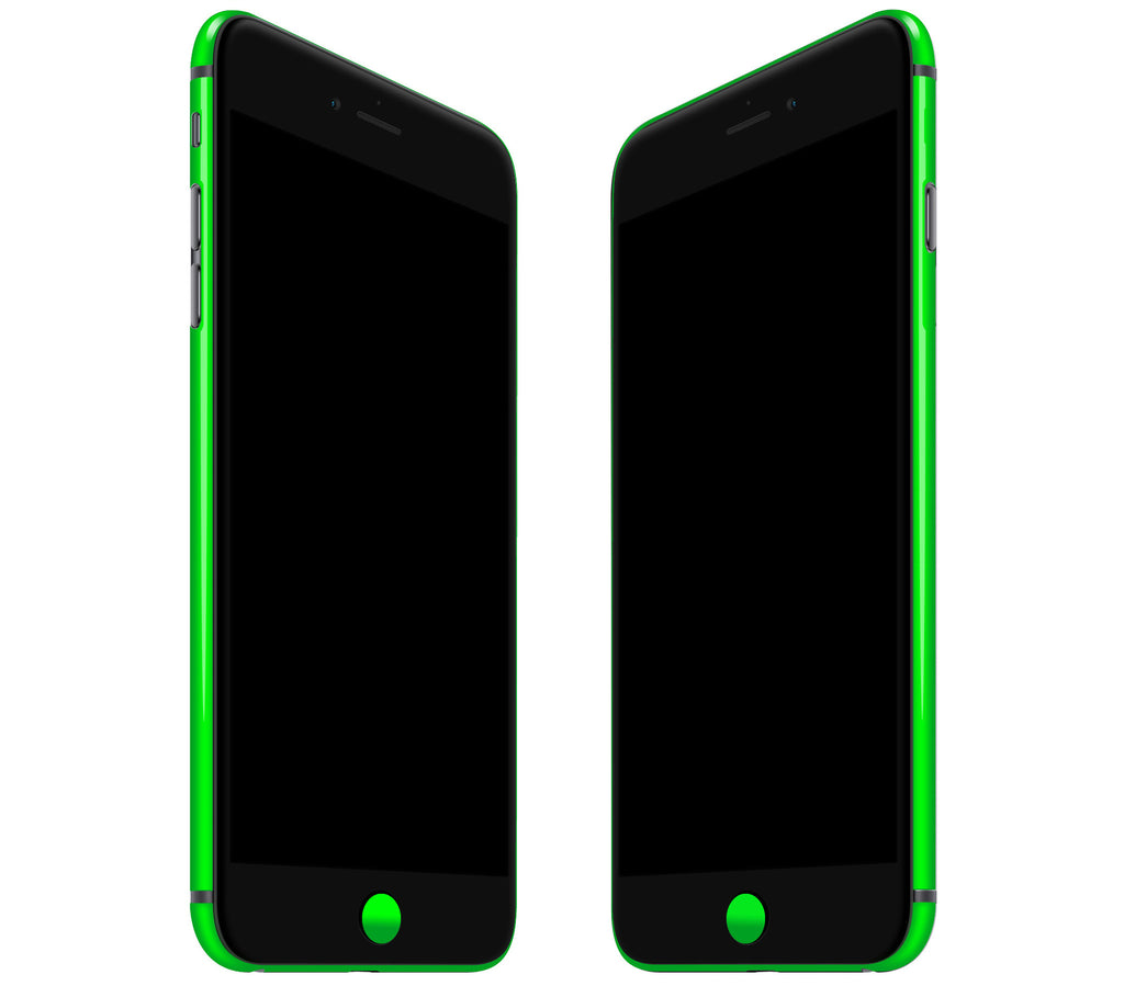 Neon Green <br>Rim Skin - iPhone 7/8 Plus