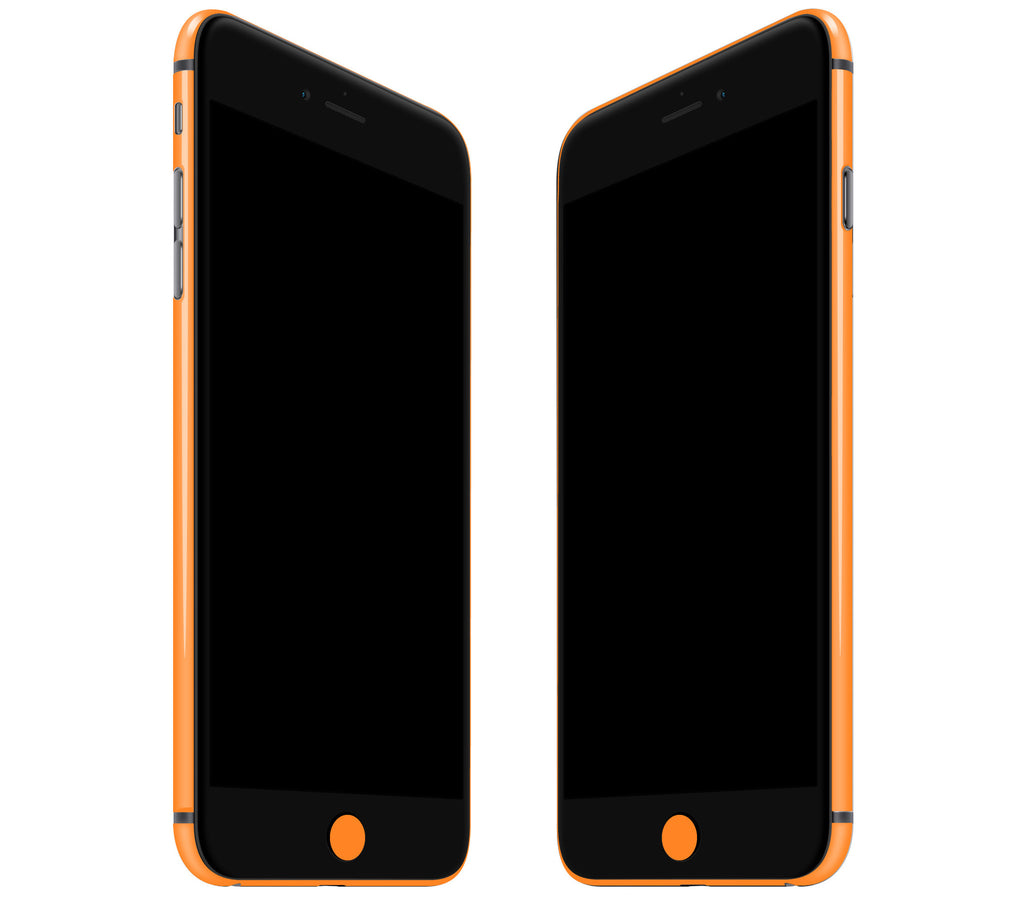 Neon Orange <br>Rim Skin - iPhone 6/6s Plus
