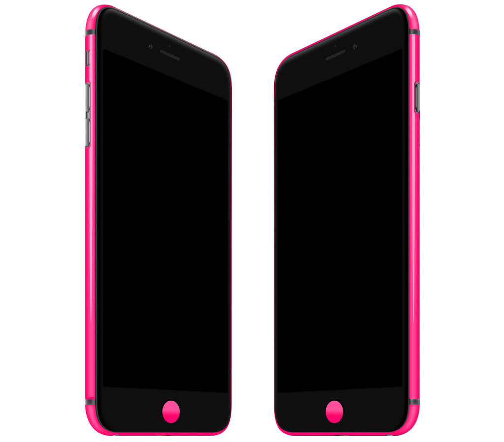 Neon Pink <br>Rim Skin - iPhone 6/6s Plus