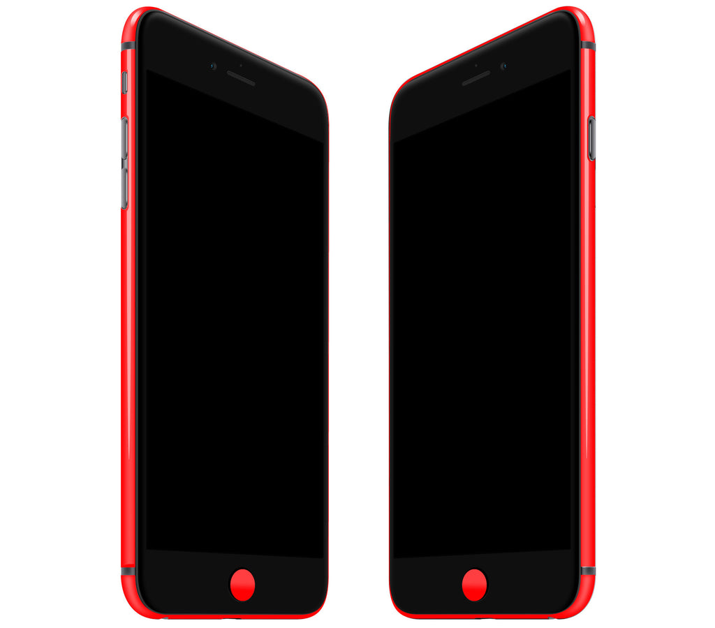 Neon Red <br>Rim Skin - iPhone 6/6s Plus