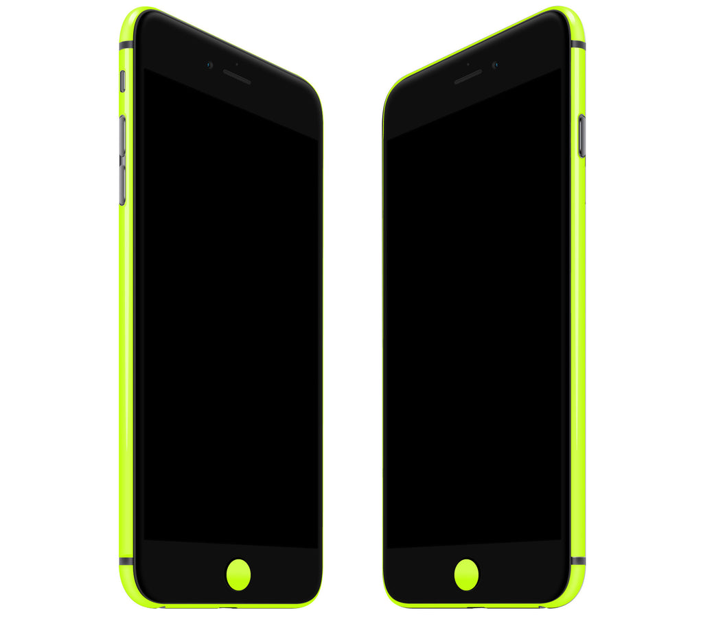 Neon Yellow <br>Rim Skin - iPhone 6/6s Plus