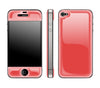 Coral <br> Glow Gel skin - iPhone 4 / 4s