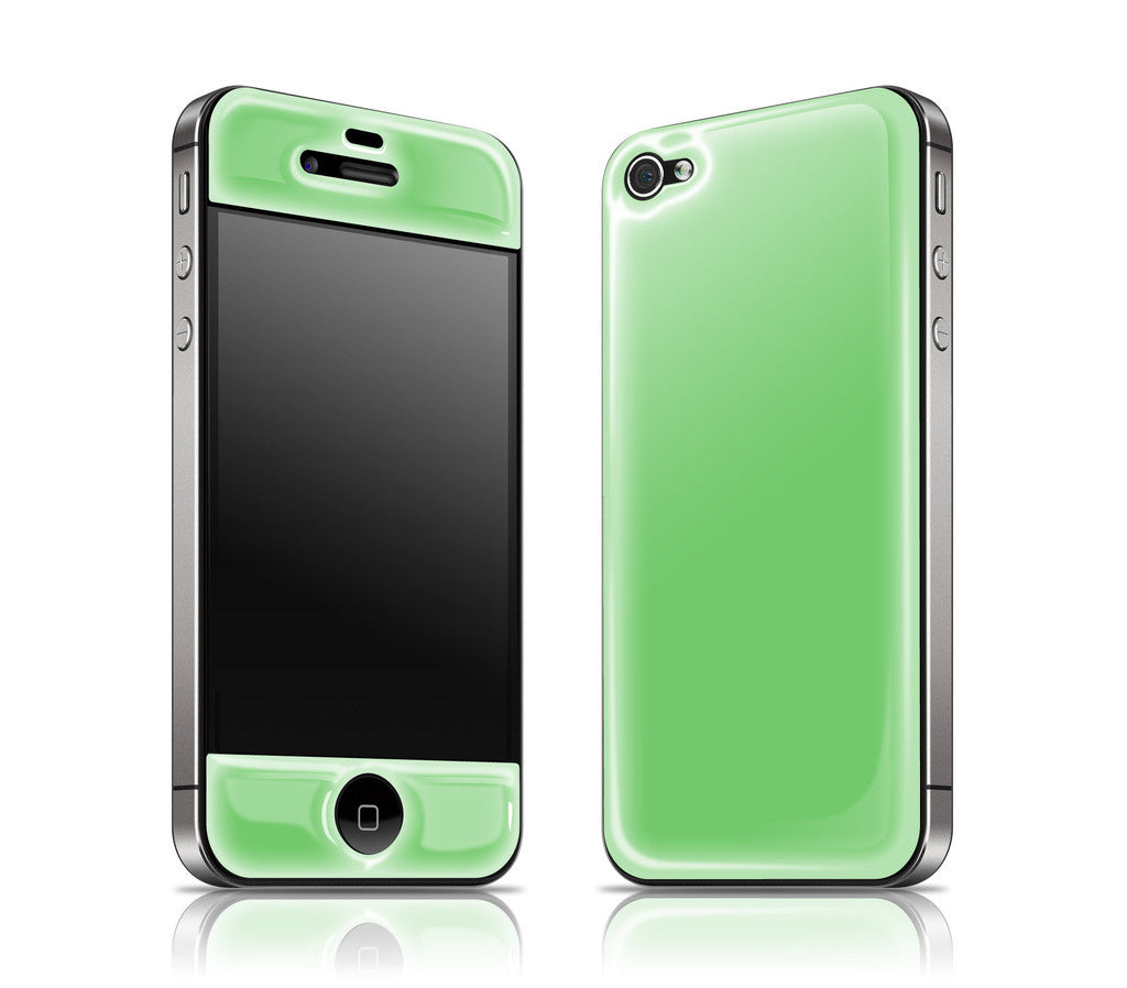 Apple<br> Glow Gel skin - iPhone 4 / 4s