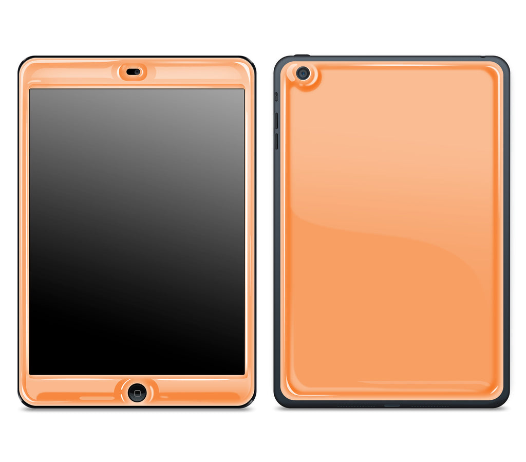 Tangerine <br>iPad Mini - Glow Gel Skin