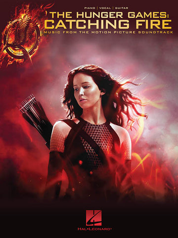 The Hunger Games: Catching Fire - Piano/Vocal/Guitar Songbook