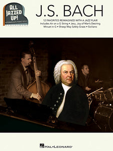 J.S. Bach – All Jazzed Up!