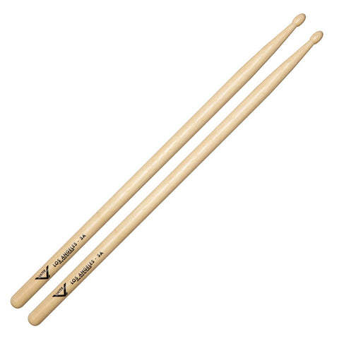 Los Angeles 5A Wood Drum Sticks - Vater Percussion
