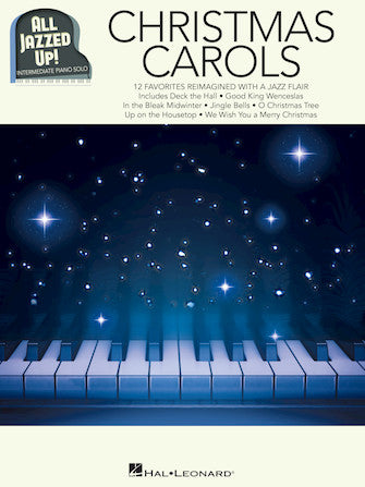 Christmas Carols - All Jazzed Up! COVER