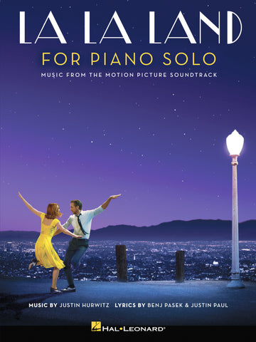 La La Land for Piano Solo Intermediate Level