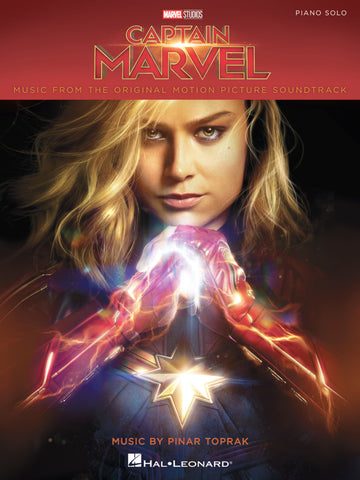 Captain Marvel Music from the Original Motion Picture Soundtrack