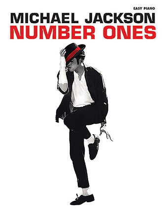Michael Jackson – Number Ones for easy piano