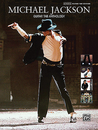 Michael Jackson – Guitar Tab Anthology