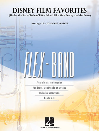 Disney Film Favorites - FlexBand - Score & Parts