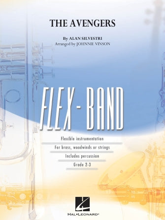 The Avengers - FlexBand - Score & Parts