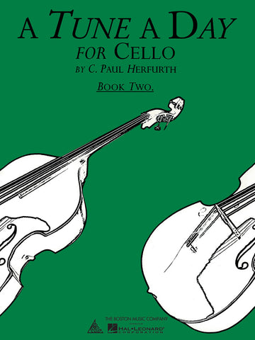 A Tune a Day – Cello Book 2