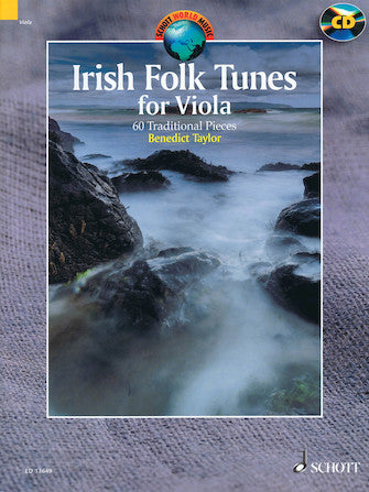 Irish Folk Tunes for Viola 60 Traditional Pieces