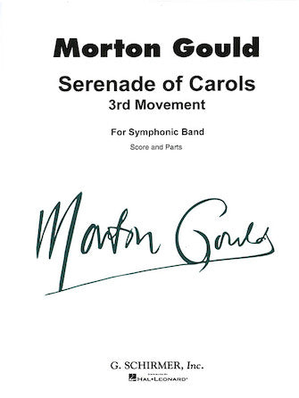 Serenade of Carols (3rd Movement)