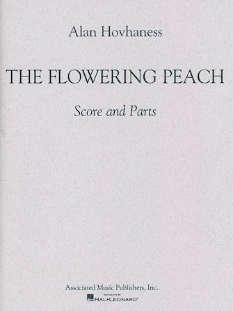 Alan Hovhaness - The Flowering Peach